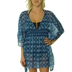 NEW Jessica Simpson Navajo Swimsuit Coverup